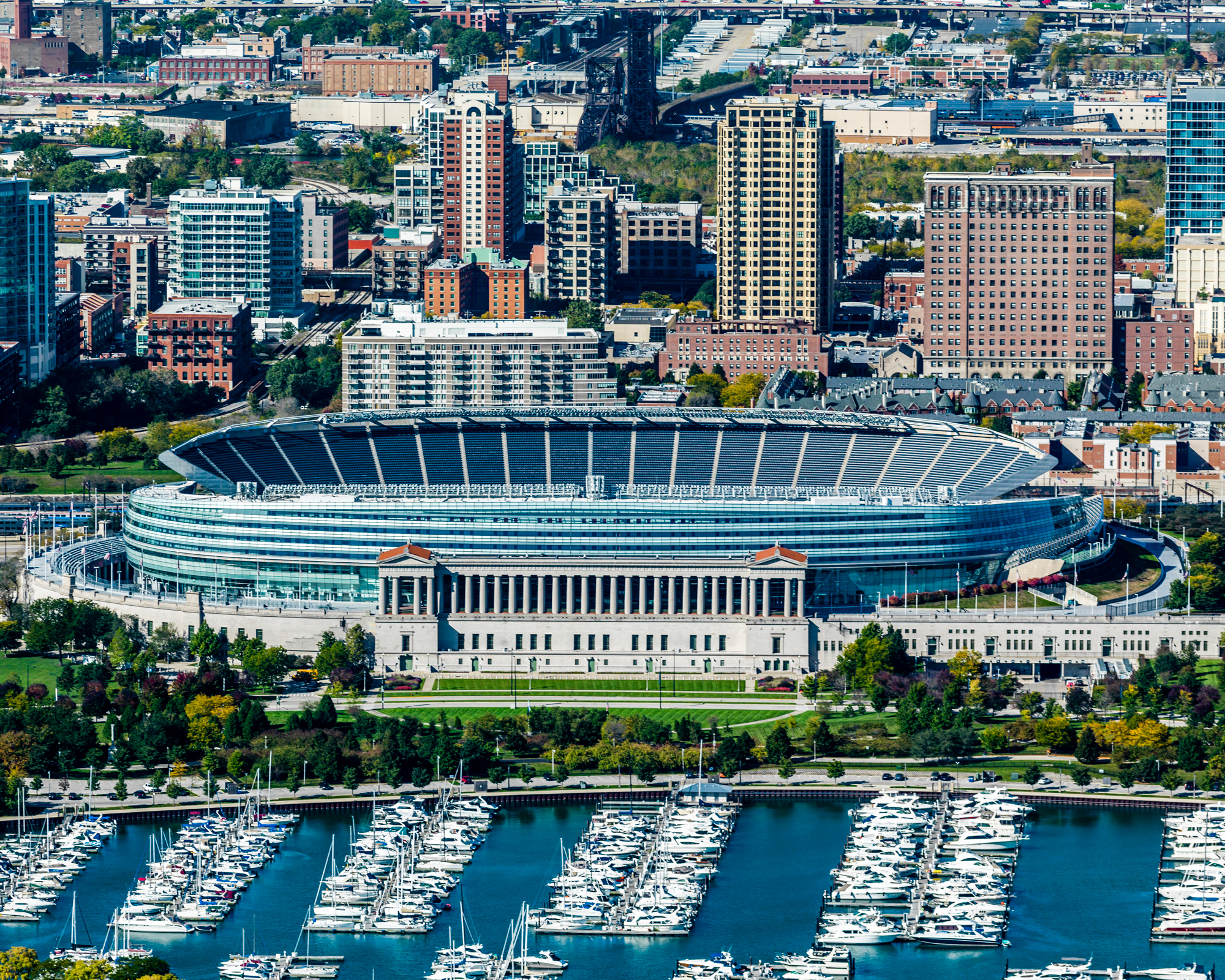 Soldier Field (c) Tigerhill Studio - All Rights Reserved