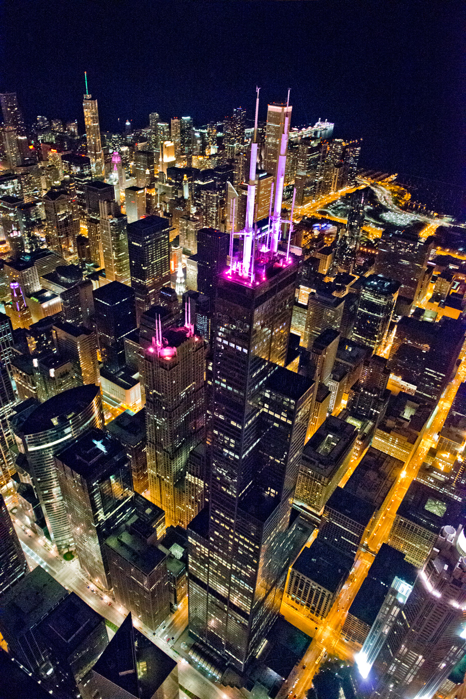 Sears Tower (c) Tigerhill Studio - All Rights Reserved