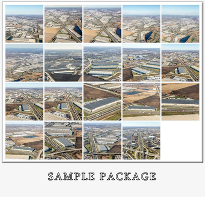 Aerial Photo Package